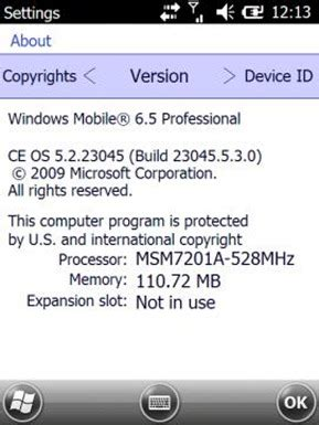 windows mobile bottom bar jpg 289x385